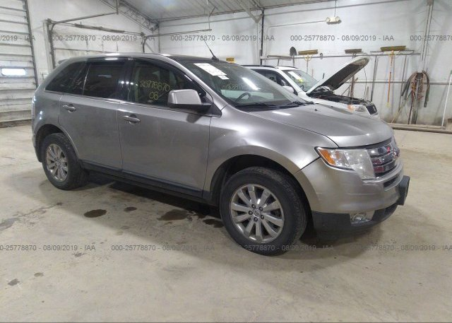 Inventory #638819889 2008 FORD EDGE