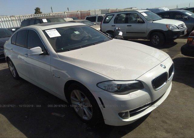 Inventory #418601027 2012 BMW 528