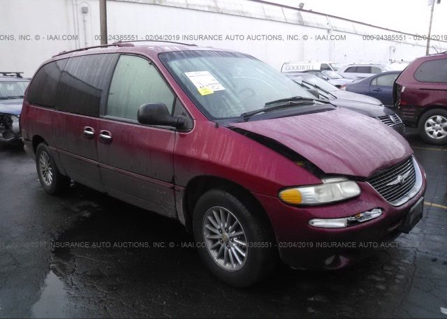 Inventory #129227985 1999 Chrysler TOWN & COUNTRY