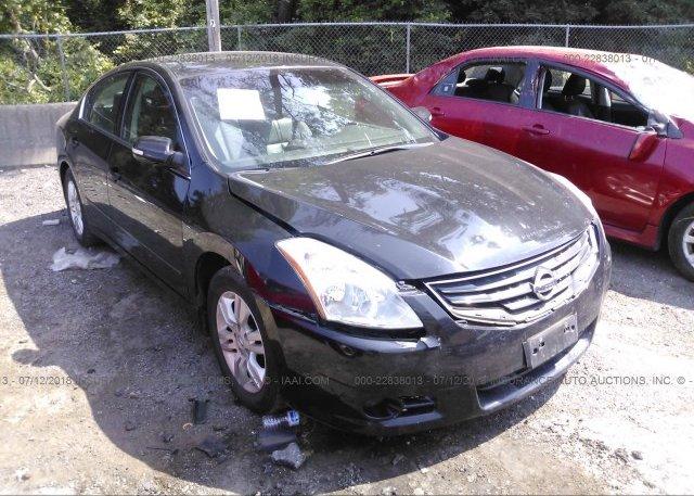 Inventory #134301340 2011 Nissan ALTIMA
