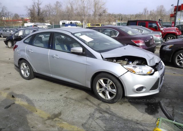 Inventory #430254951 2013 FORD FOCUS