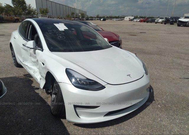 Inventory #330124012 2018 Tesla MODEL 3