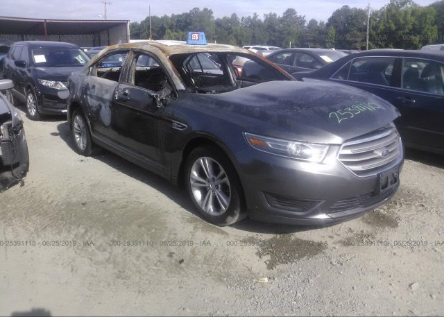 Inventory #173245800 2015 FORD TAURUS