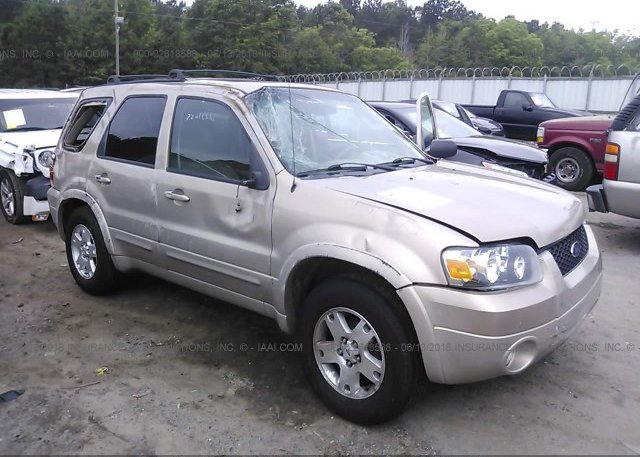 Inventory #582370851 2007 FORD ESCAPE