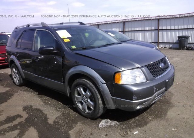 Inventory #448277508 2006 FORD FREESTYLE