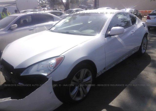 Inventory #731647550 2012 Hyundai GENESIS COUPE