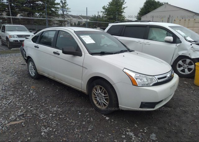 Inventory #645118386 2010 FORD FOCUS