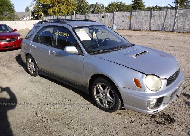 Inventory #445117763 2003 Subaru IMPREZA