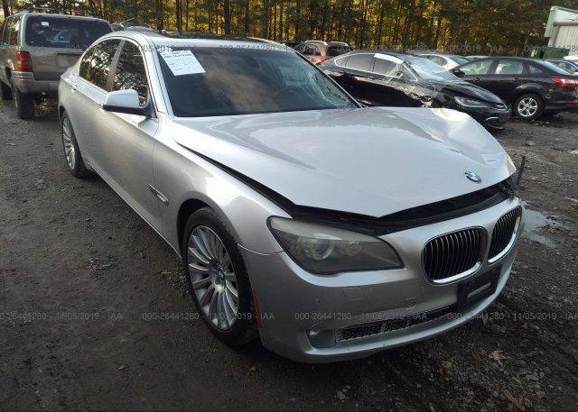 Inventory #601963939 2009 BMW 750