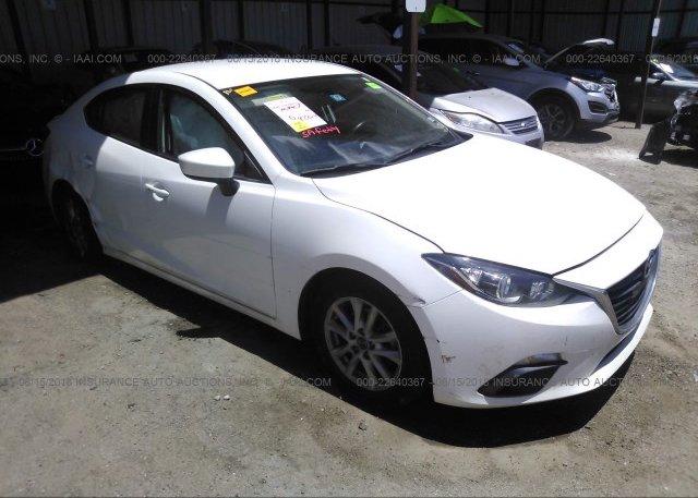 Inventory #737058035 2014 Mazda 3
