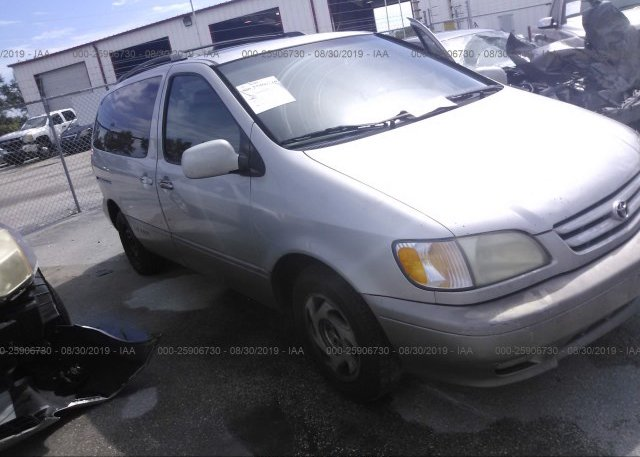 Inventory #856759001 2001 Toyota SIENNA