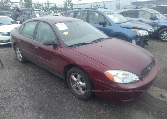 Inventory #421361953 2005 FORD TAURUS