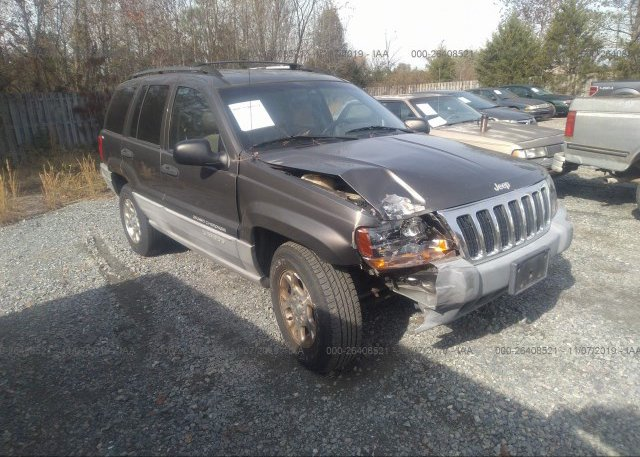 Inventory #904328387 1999 JEEP GRAND CHEROKEE