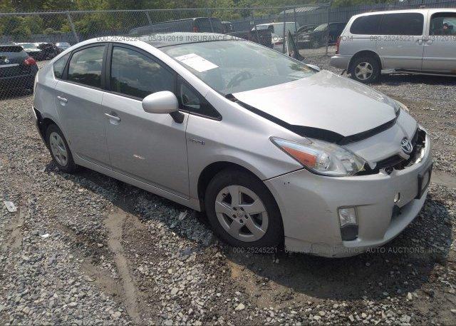 Inventory #645735396 2011 Toyota PRIUS