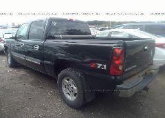 2006 Chevrolet SILVERADO - 2GCEK13T761166606 [Angle] View