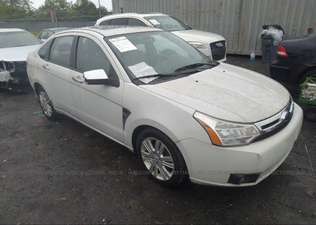 Inventory #516100083 2009 FORD FOCUS