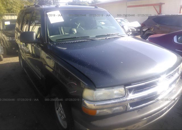Inventory #378306826 2003 Chevrolet TAHOE