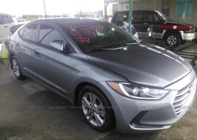 Inventory #291530138 2018 Hyundai ELANTRA