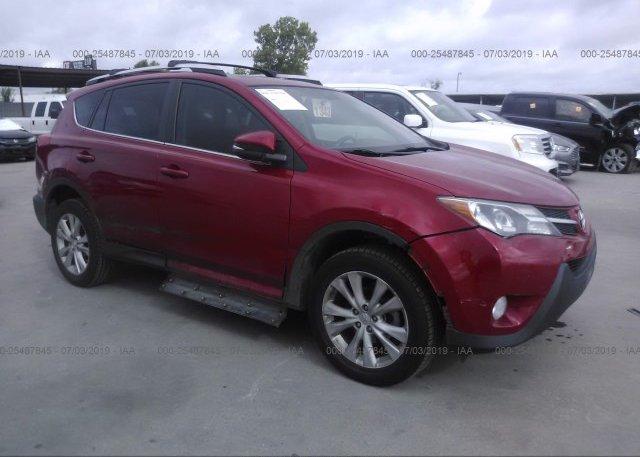 Inventory #217851707 2013 Toyota RAV4