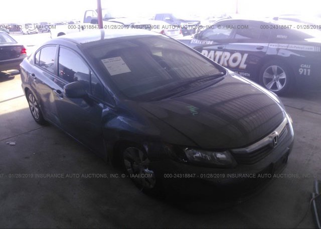 Inventory #506722627 2012 Honda CIVIC