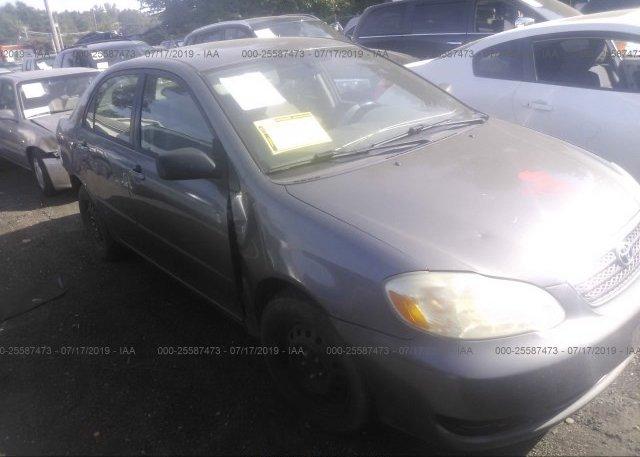 Inventory #719824167 2006 Toyota COROLLA