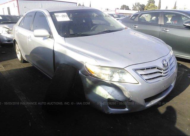 Inventory #276004011 2010 Toyota CAMRY