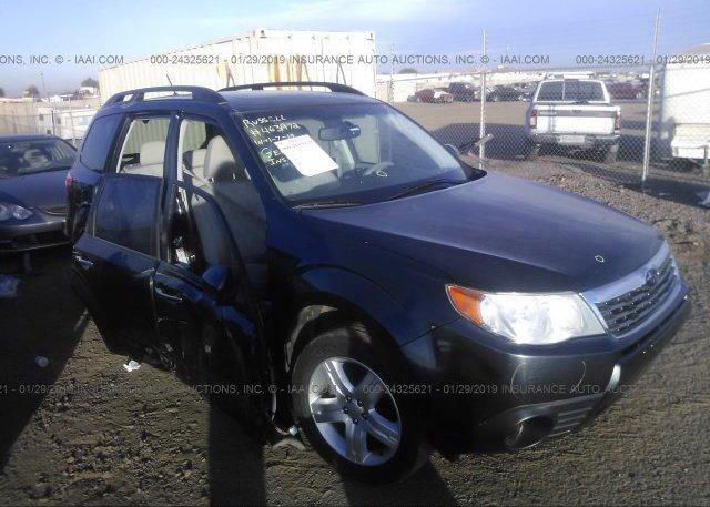 Inventory #168816223 2010 Subaru FORESTER