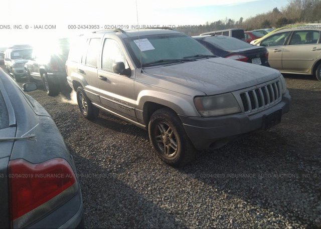 Inventory #973003743 2004 JEEP GRAND CHEROKEE