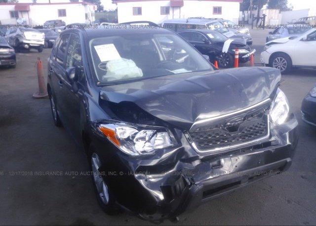 Inventory #994709183 2015 Subaru FORESTER