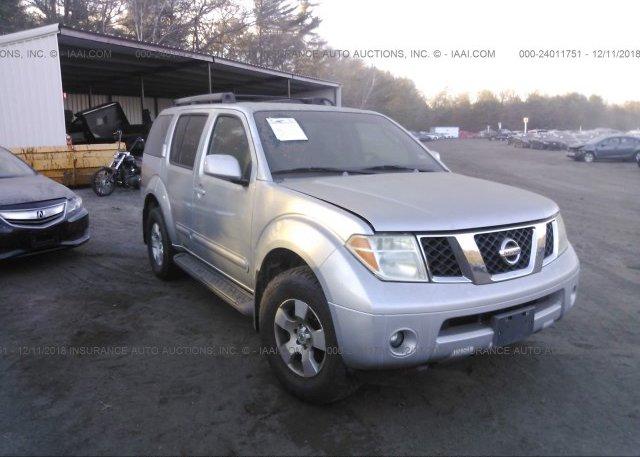 Inventory #396393155 2006 Nissan PATHFINDER