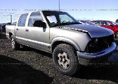2000 Chevrolet S TRUCK