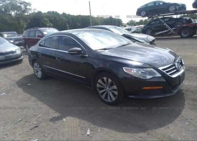 Inventory #998558201 2011 Volkswagen CC