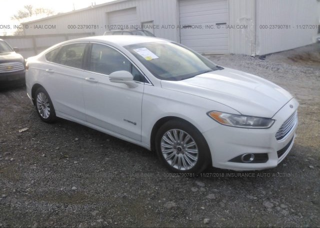 Inventory #117331263 2013 FORD FUSION