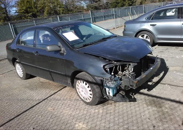 Inventory #437304625 2004 Toyota COROLLA