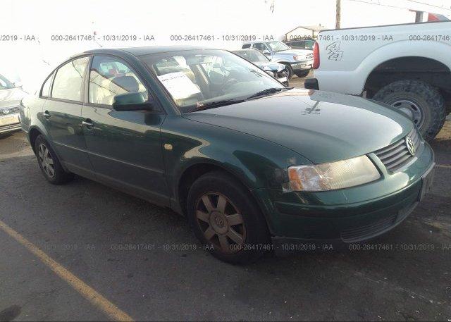 Inventory #228114439 1999 Volkswagen PASSAT