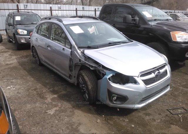 Inventory #202551914 2012 Subaru IMPREZA