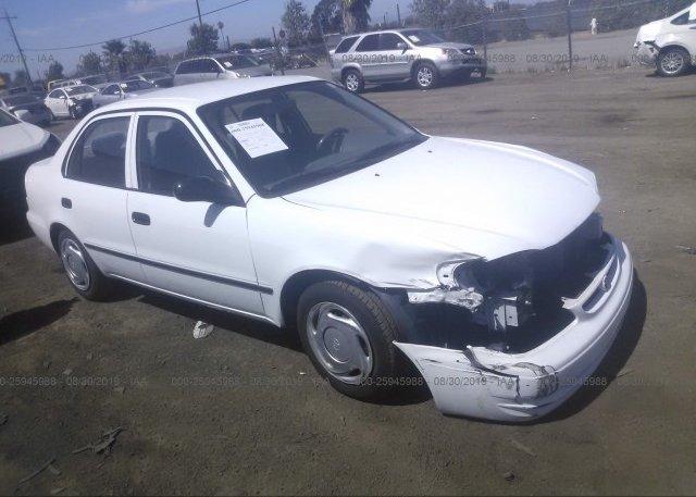 Inventory #378079093 1999 Toyota COROLLA