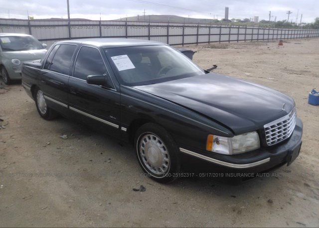 Inventory #847915733 1997 Cadillac Deville