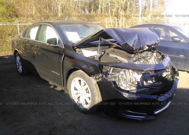Inventory #682079651 2017 Chevrolet IMPALA