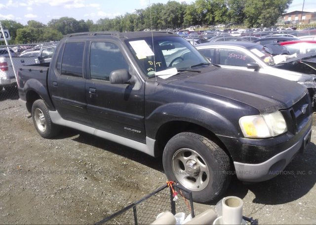 Inventory #457134678 2002 FORD EXPLORER SPORT TR