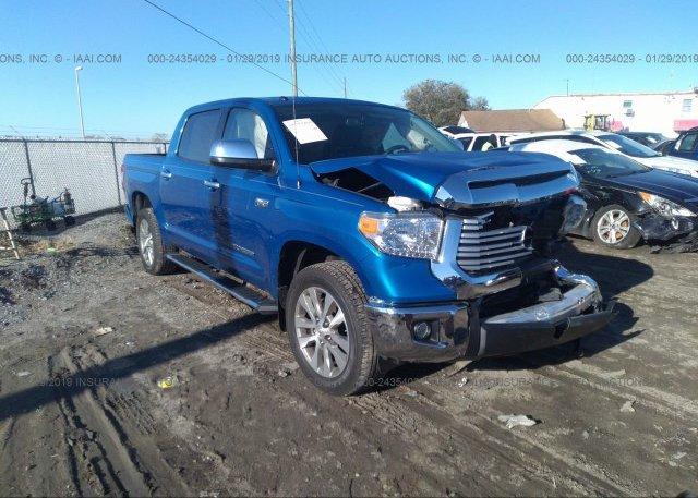 Inventory #253484552 2017 Toyota TUNDRA