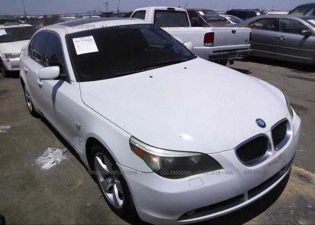 Inventory #602192100 2005 BMW 525
