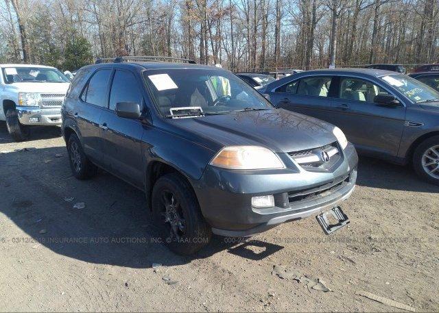 Inventory #719140246 2005 Acura MDX