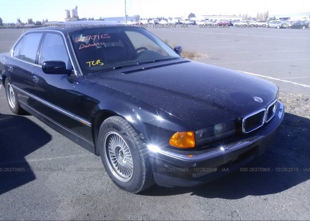 Inventory #378571390 1997 BMW 750