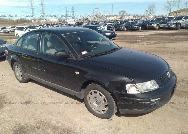 Inventory #881334845 1999 Volkswagen PASSAT
