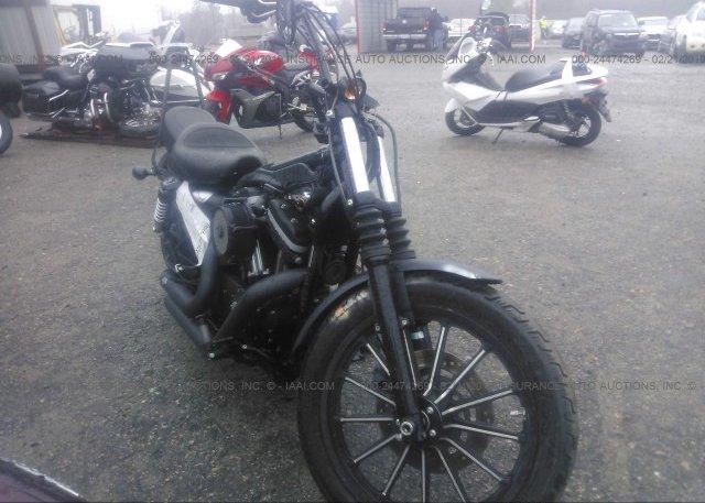 Inventory #354595434 2009 Harley-davidson XL883