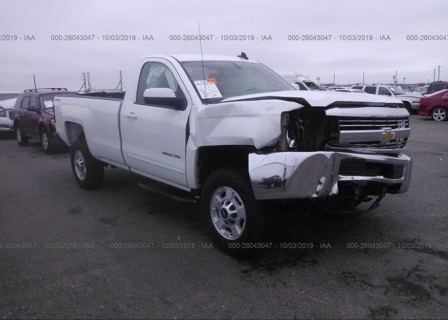 Inventory #854710371 2015 Chevrolet SILVERADO