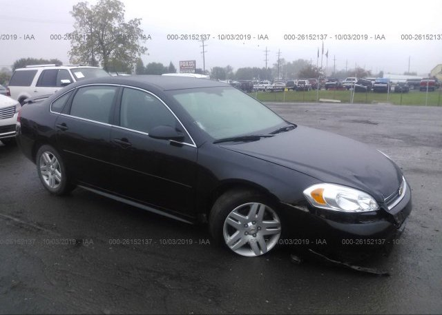 Inventory #134883771 2011 Chevrolet IMPALA