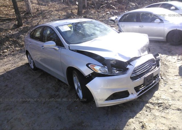 Inventory #283233102 2016 FORD FUSION