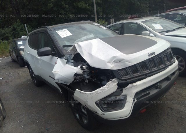 Inventory #601881875 2018 JEEP COMPASS